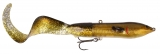 Savage Gear 3D Hard Eel Tail Bait Olive Gold 25 cm 109 g