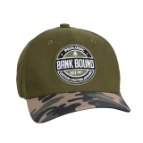 Prologic Kšiltovka Bank Bound Camo Cap Green/Camo