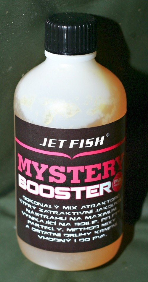 JET FISH MYSTERY booster - 250ml