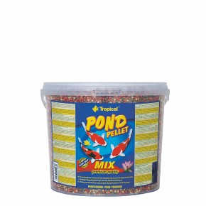 Tropical - Pond Pellet Mix, 5 l