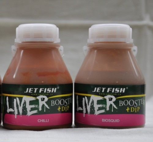 JET FISH Liver booster + dip 250ml