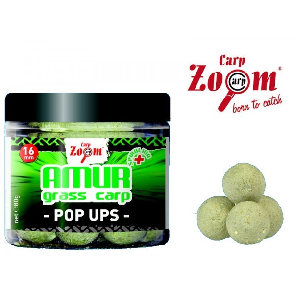 Carp Zoom Amur - Grass Carp Pop Up Boilies
