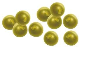 Extra Carp Rubber Beads 5mm