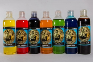 Sweet Booster Monster squid 250ml.