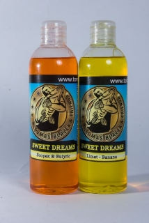 Sweet Booster Dreams Limet - Banana 250ml.