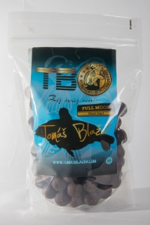 Boilies Crazy Food Black Pearl 800g