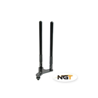 NGT Snag Bars Black