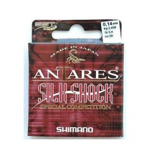 Shimano Antares Silk Shock/ 50m 0,14mm