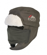 Čepice EIGER Polar Hat Green L/XL