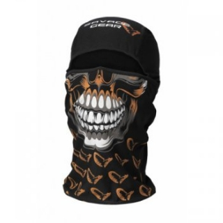 Savage Gear kukla Skull Balaclava Black