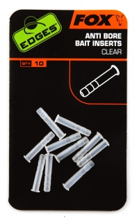 FOX Edges Anti bore bait insert clear