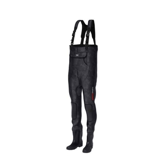 Dam Camovision Neo Chest Waders W/Boot Cleated | Neoprénové prsačky | Velikost 4